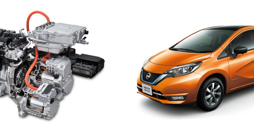 Nissan e-POWER obtiene prestigioso premio ambiental en Japón