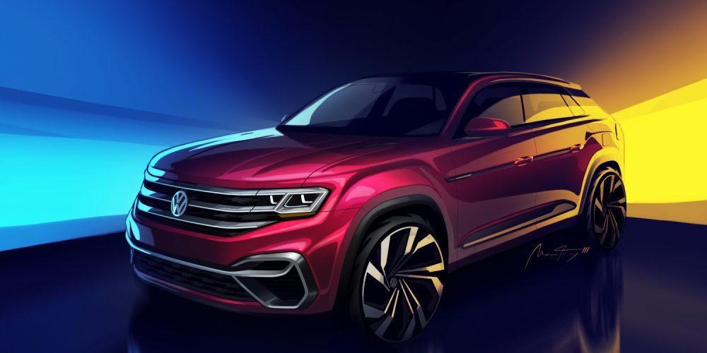 Autoshow de Nueva York 2018, Volkswagen Atlas para 5 pasajeros