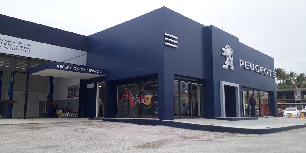Peugeot México inaugura su distribuidor No. 45 en Tampico, Tamps.