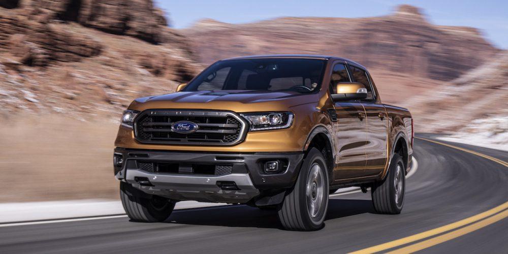 La bola de cristal: Llegará Ford Ranger 2019 (Made in USA) a nuestro mercado