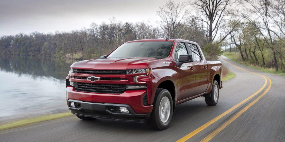 Chevrolet Silverado 1500 2019, ahora con motor turbo de cuatro cilindros