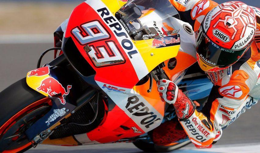 Marc Márquez gana en casa y es líder de MotoGP