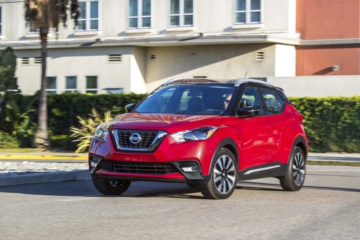 Reconocen a Nissan Kicks en Estados Unidos