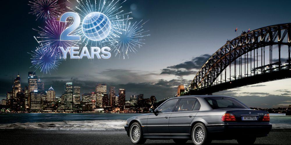 BMW ConnectedDrive, 20 años a la vanguardia