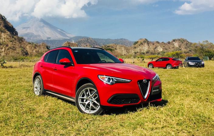Alfa Romeo Stelvio 2018, equilibrio perfecto entre ingeniería y emoción