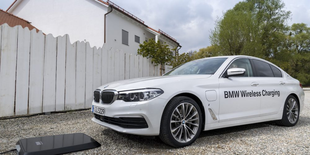 BMW, cargar autos eléctricos, mucho más sencillo que reabastecer los de gasolina
