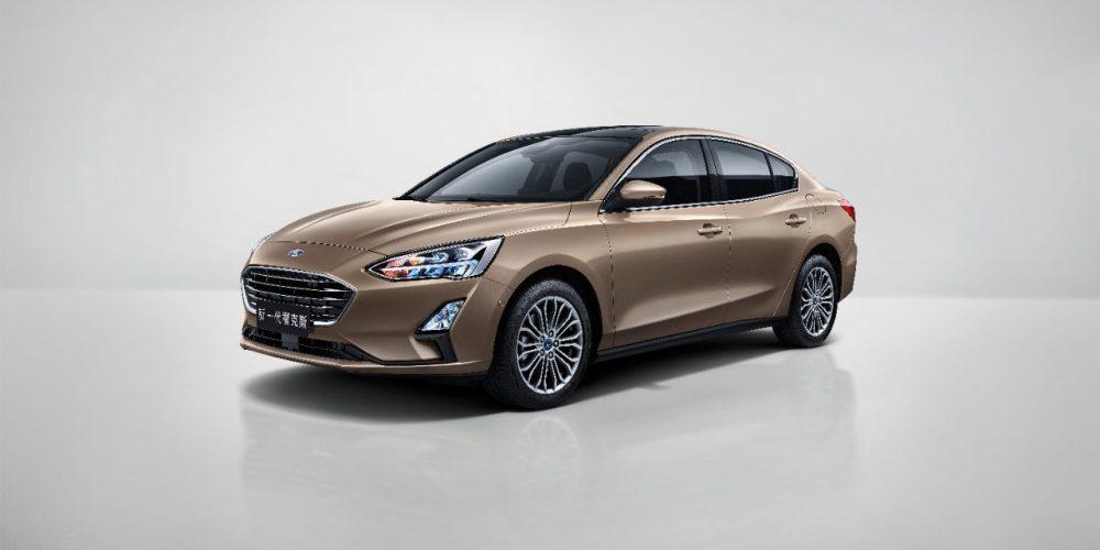 La bola de cristal: En México sí tendremos Ford Focus y llegará de China
