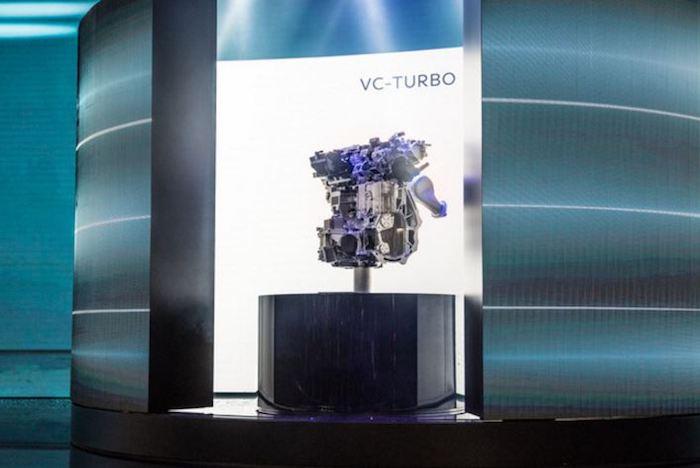 Conoce a la mente detrás del innovador motor VC-Turbo de INFINITI