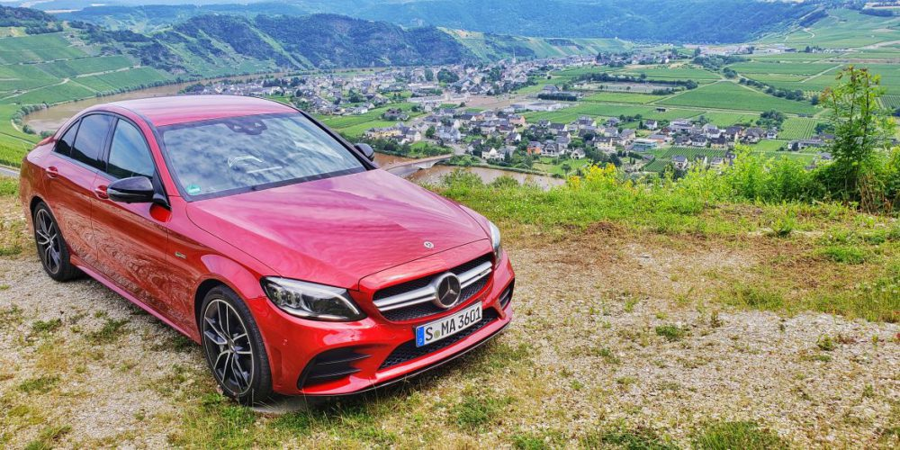 C43 AMG modelo 2019: ¡Muchas mejoras y lo tuvimos en las manos en Alemania!