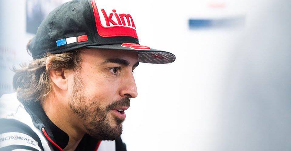 Fernando Alonso quiere la victoria para Toyota en Le Mans