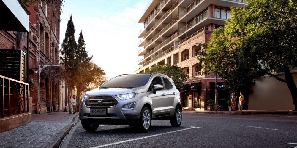Ford nos sorprende con la EcoSport 1.5L y de tres cilindros, excelente consumo de combustible