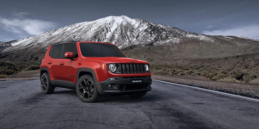 Jeep Renegade Nigth Eagle ya disponible en México