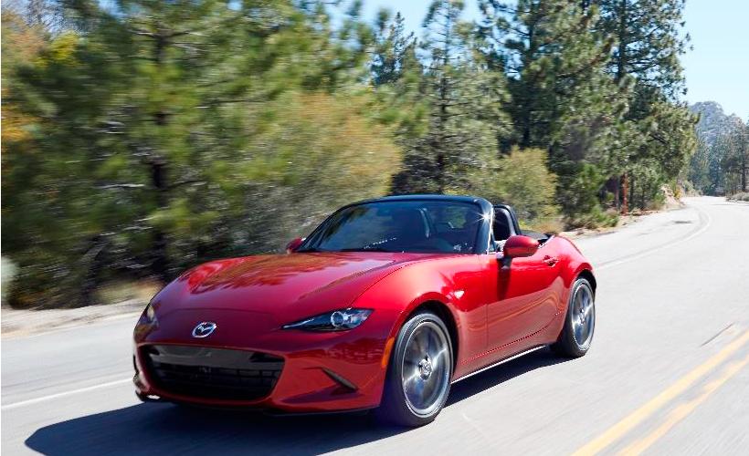 Mazda MX-5 2019 llega más potente y más emocionante que nunca