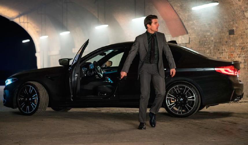 El BMW M5 tiene una Misión Imposible
