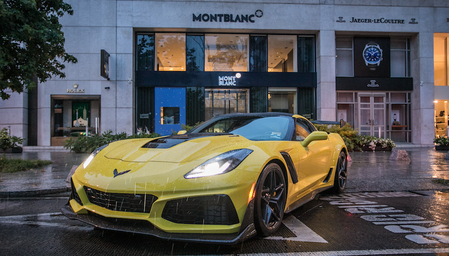 ¿Cuál es la fórmula de General Motors? Hoy presenta Corvette ZR1