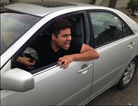 ¿Cómo evitar y parar una pelea con otro conductor?