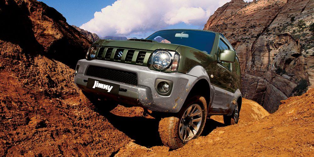 La bola de cristal nos dice: llegará el Suzuki Jimny a México este mismo año