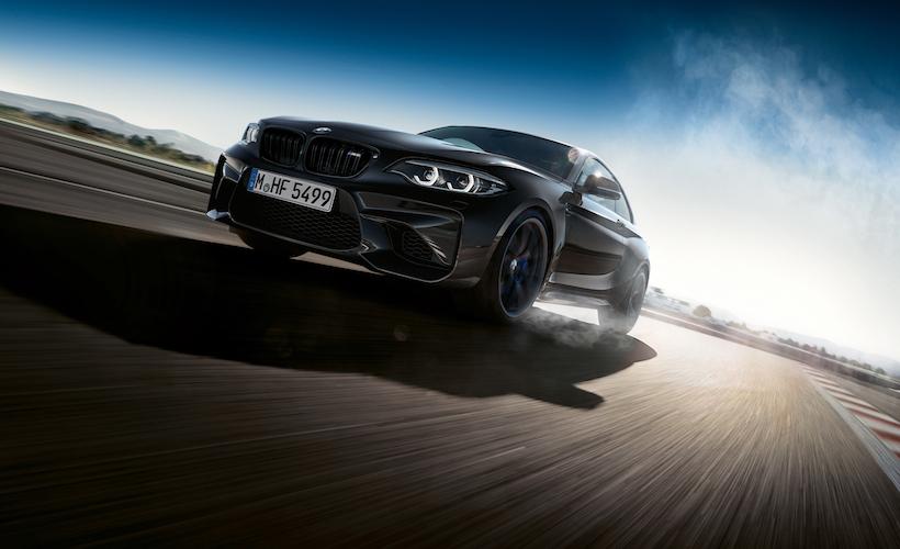 BMW M2 Coupé versión Edition Black Shadow, ya en México