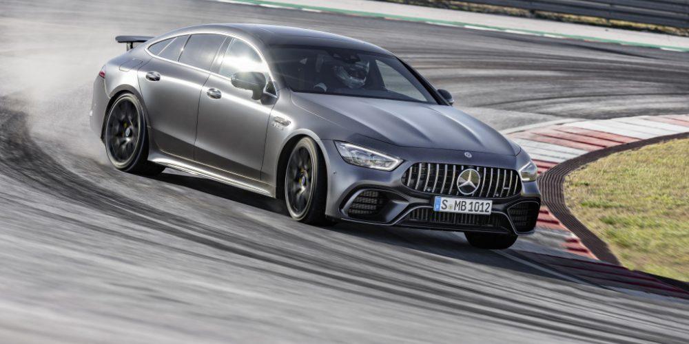 ¿Lista la chequera? Mercedes-AMG GT Coupé con 585 y 639 hp.