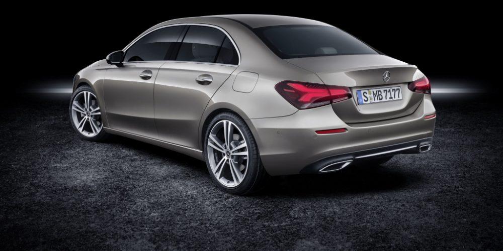 Mercedes-Benz presenta el Clase A Sedán a nivel mundial