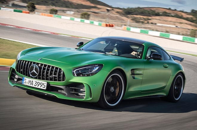 Mercedes-AMG se une a la celebración de 25 años en México