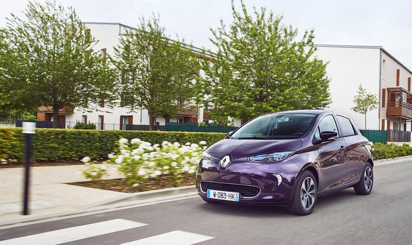 La ciudad de París y Groupe Renault comparten su visión de los nuevos servicios de movilidad eléctrica urbana