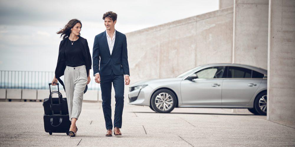 Para viajar con estilo, Peugeot nos muestra su línea de equipaje