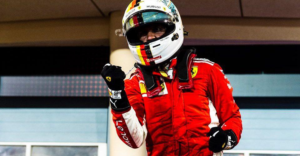 Vettel se impuso en casa de Hamilton y consigue la victoria