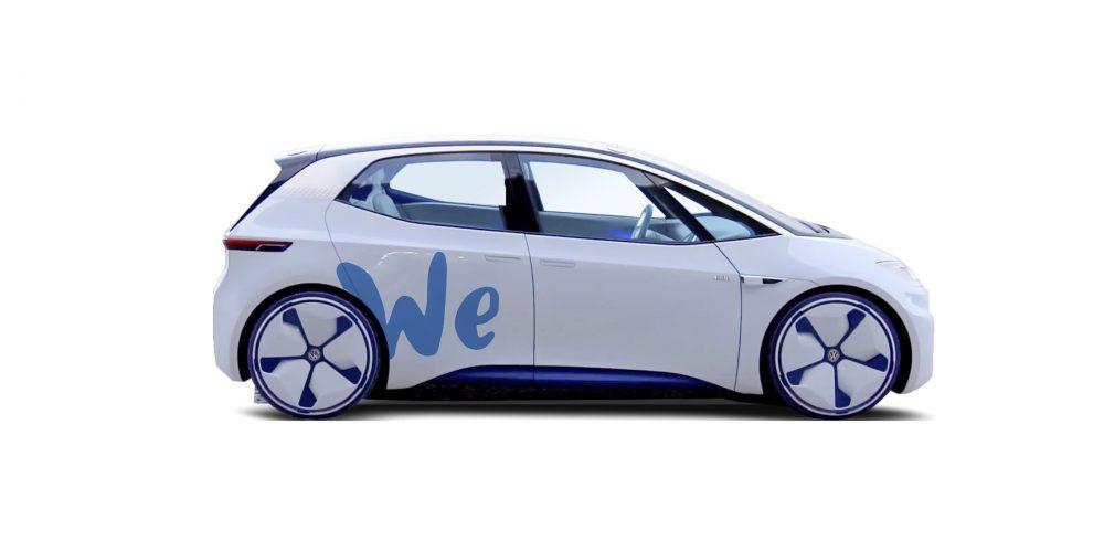 Volkswagen con una propuesta de cero emisiones muy atractiva y compartida