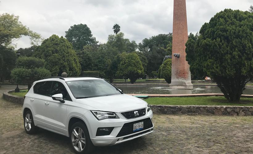 SEAT Ateca FR: diversión y emoción al volante