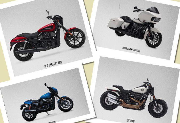 Con Harley-Davidson, deja de soñar y comienza a rodar