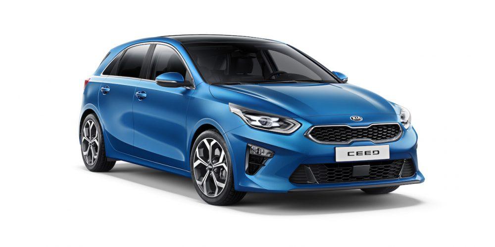 El nuevo KIA Ceed (Forte para nuestro mercado) Hatchback 2019