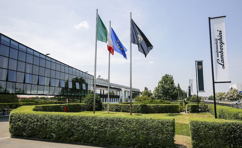 Nuevo record de ventas de Lamborghini