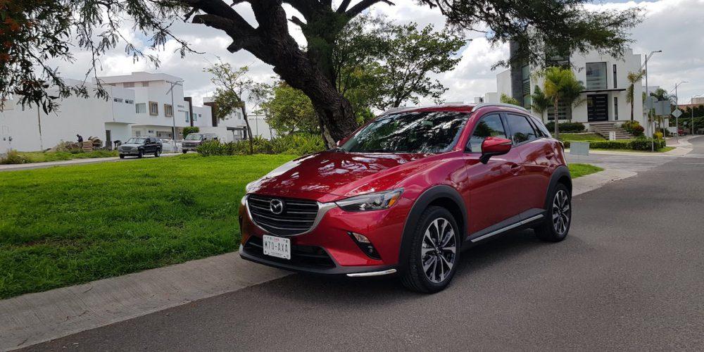 Mazda CX-3 i Grand Touring 2WD 2019, nuestra prueba de manejo