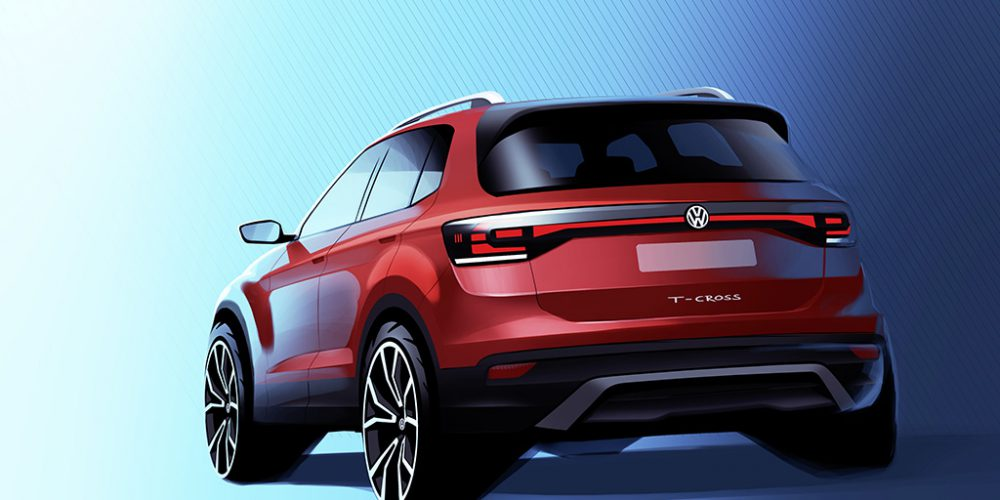 La bola de cristal: Volkswagen T-Cross1, la sorpresa de la alemana que podría ser mexicana