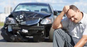 Pretextos que usan los conductores cuando chocan