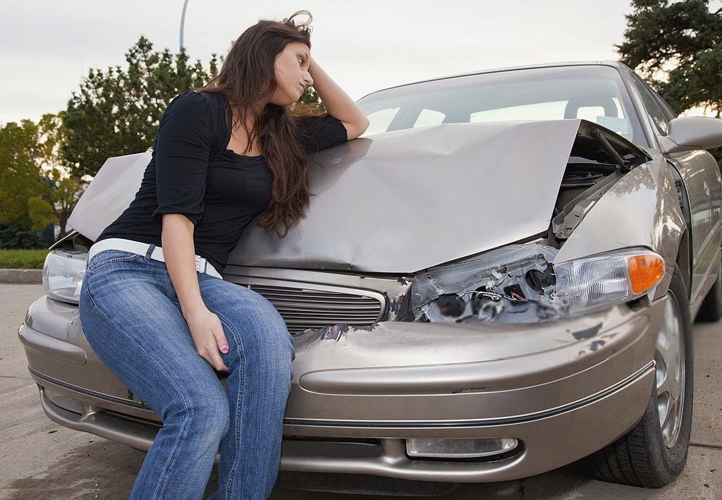Pretextos que ponen los conductores cuando chocan