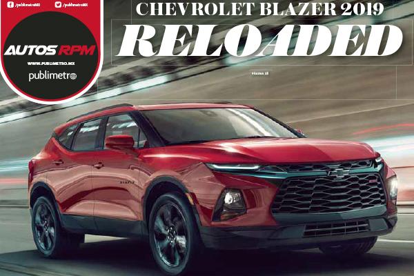 Chevrolet Blazer 2019 Reloaded