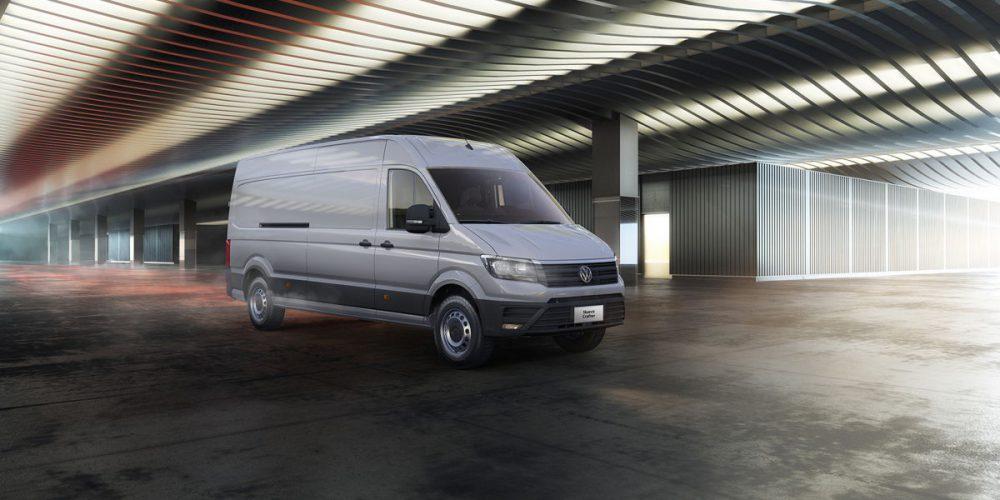 El nuevo Crafter 2019, 100% Volkswagen, nos transporta a una nueva dimensión