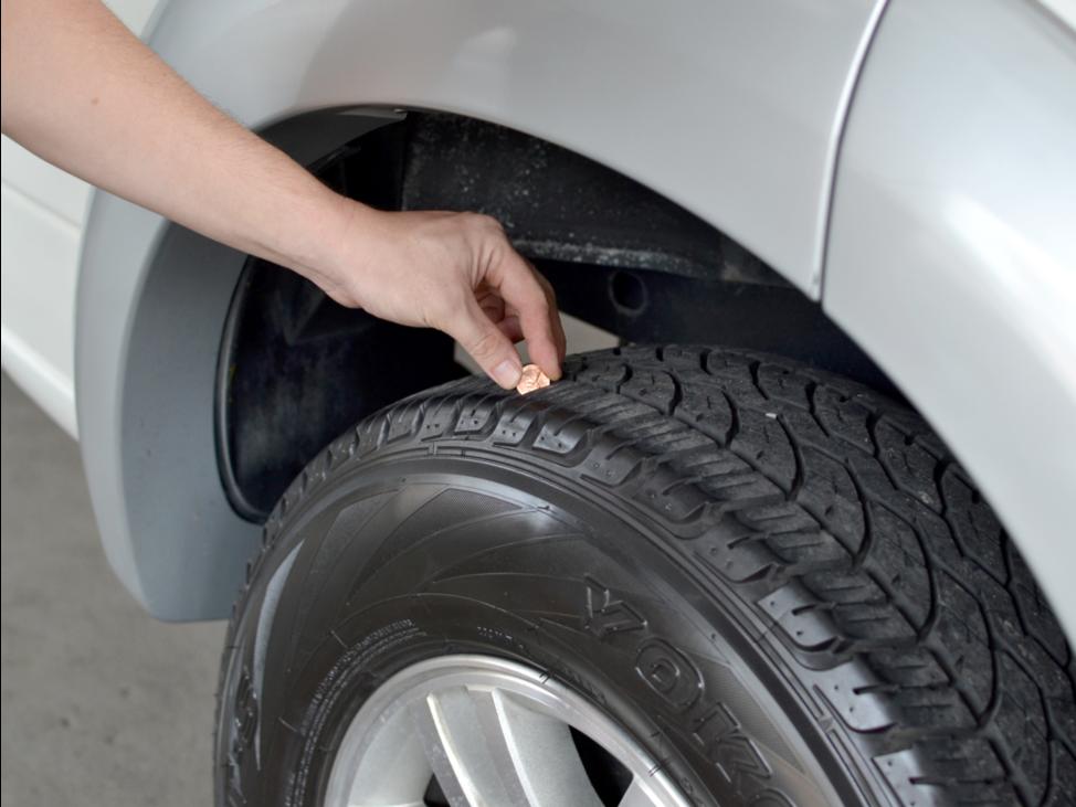 ¿Cómo identificar el desgaste de las llantas de tu auto?