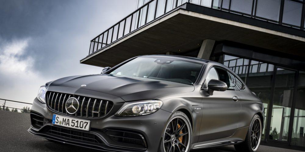 El nuevo Mercedes-AMG C 63, hasta 510 caballos de potencia