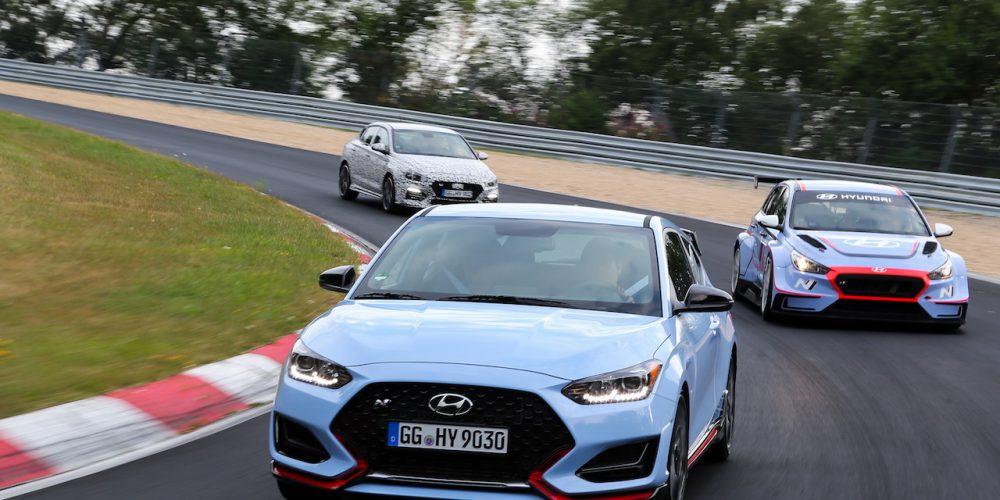 """Hyundai, filosofía y pasión por la marca """"N"""" ¿Cuáles autos la portan?"""