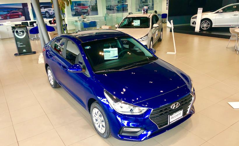 Hyundai Grand i10 y Accent, ¿cuál te gusta para ser tu primer sedán?