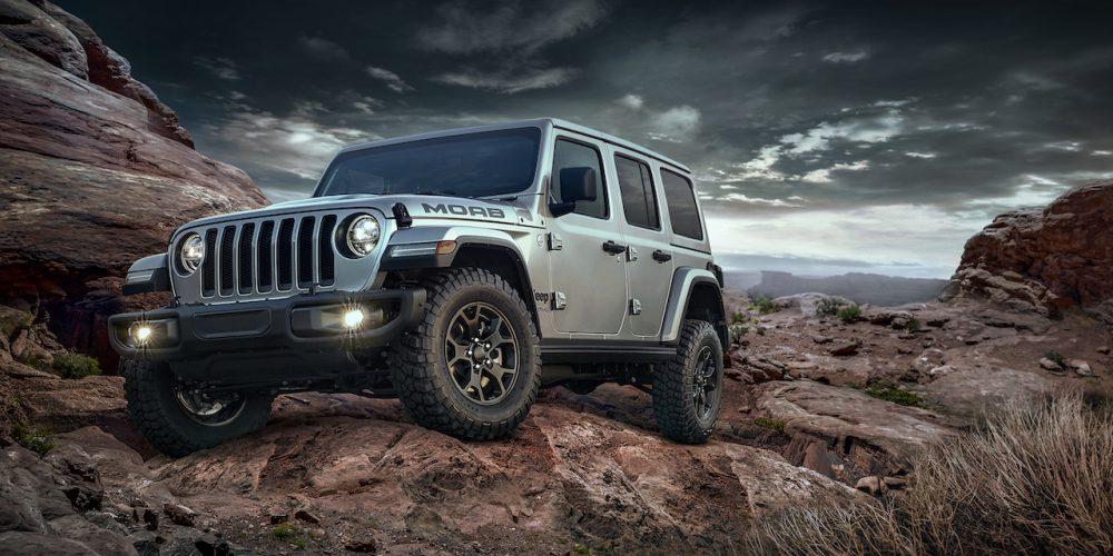 Jeep Wrangler Moab Edition, ¡de colección!