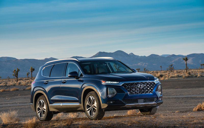 Hyundai Santa Fe 2019, próxima a llegar a México