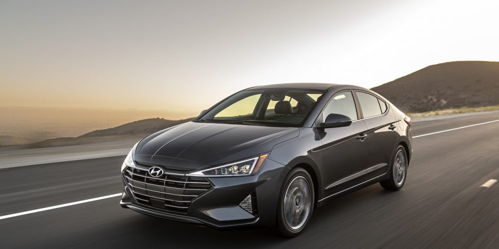 La bola de cristal: Hyundai Elantra 2019, llegará en breve a México