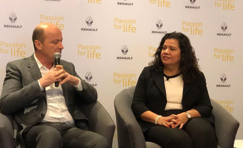 Magda López, nueva Presidenta y Directora General de Renault México