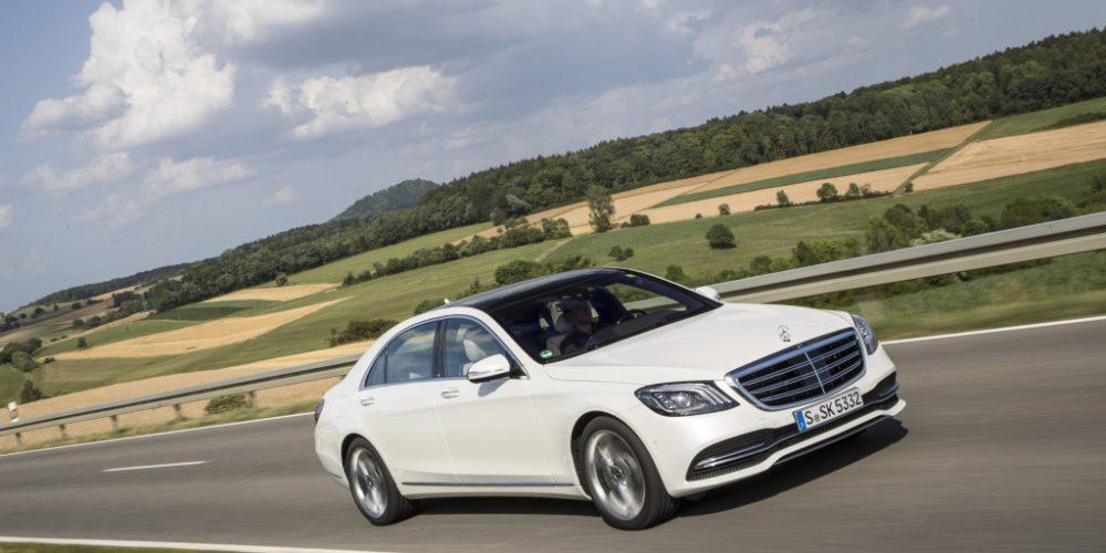 Mercedes-Benz logra ventas récord de más de 1.35 millones de automóviles desde el comienzo del año