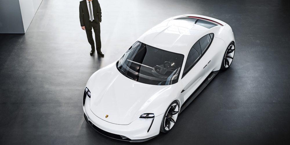 Taycan, manejo y sabor garantizado al más puro estilo Porsche