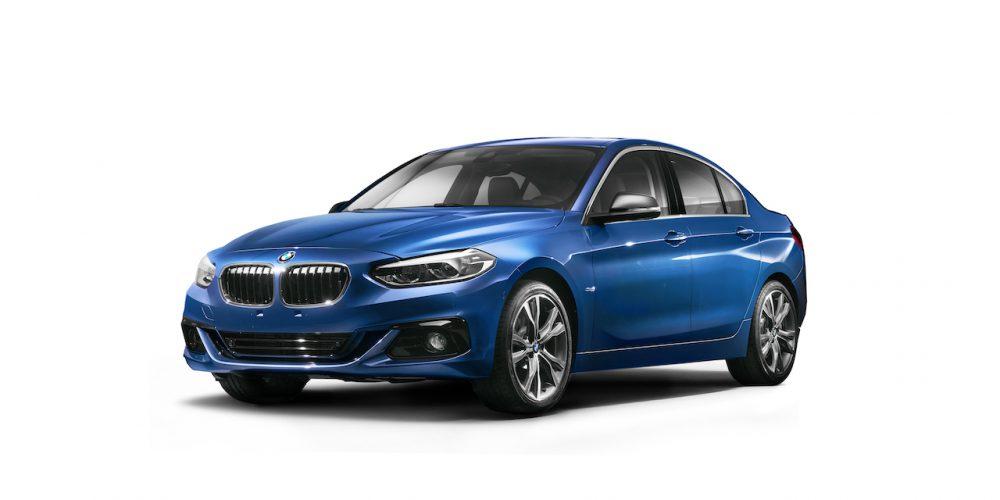 BMW Serie 1 Sedán a prueba y sus rivales